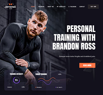 Personal Trainer 2