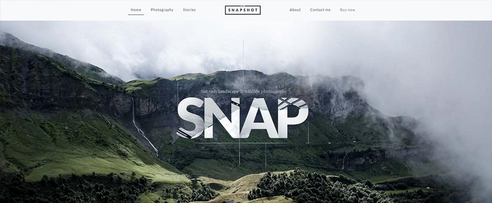 3-2 Designing Photography Websites
