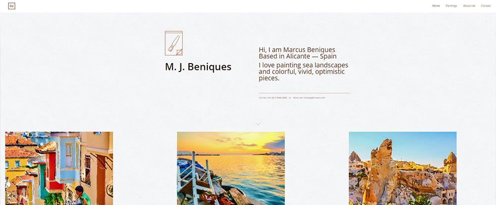 4-2 Designing Photography Websites