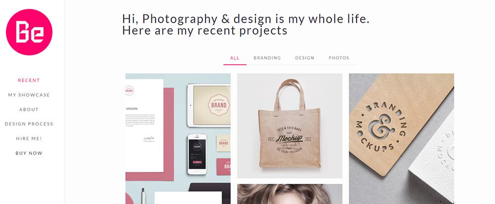 5-2 Designing Photography Websites
