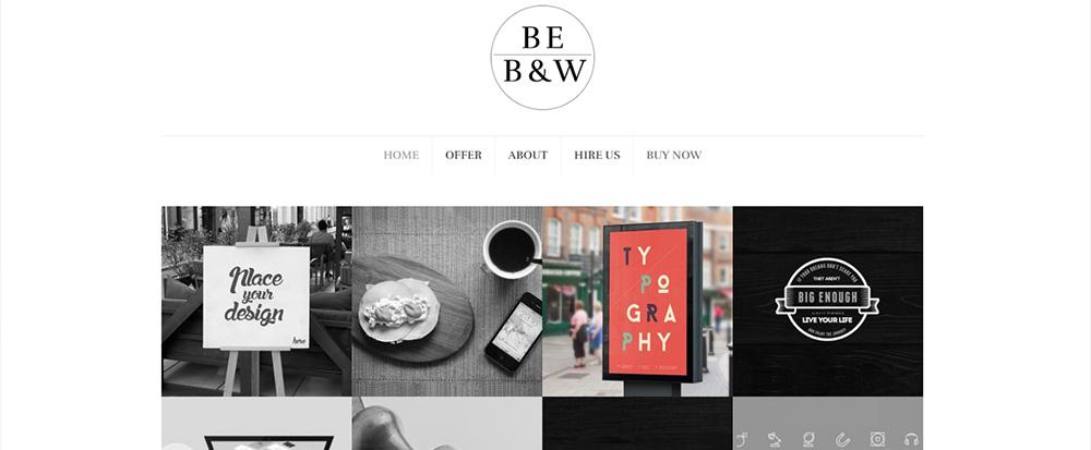 9 Designing Photography Websites