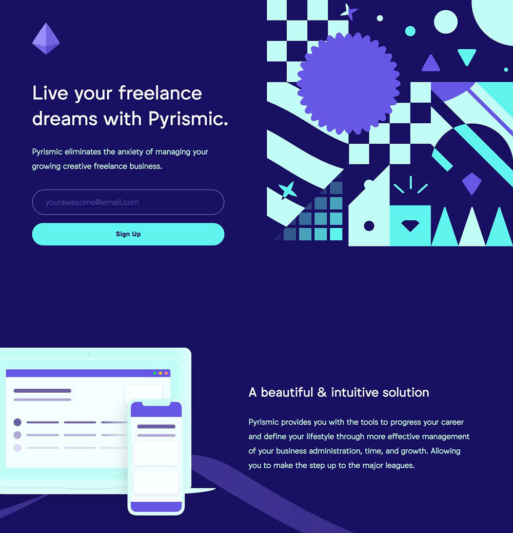 Pyrismic