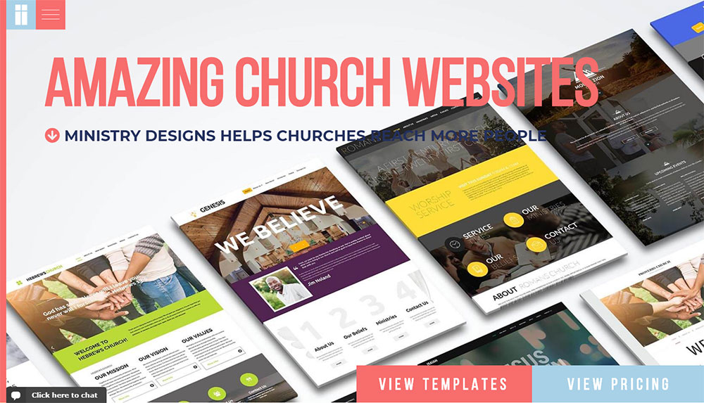 Looking for A Church Website Builder? These Are Your Best