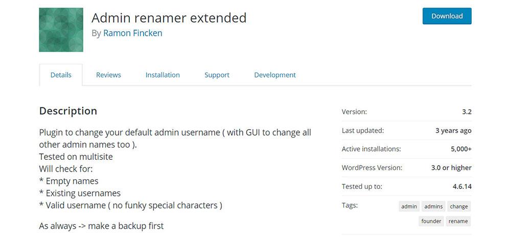 admin_changer_plugin