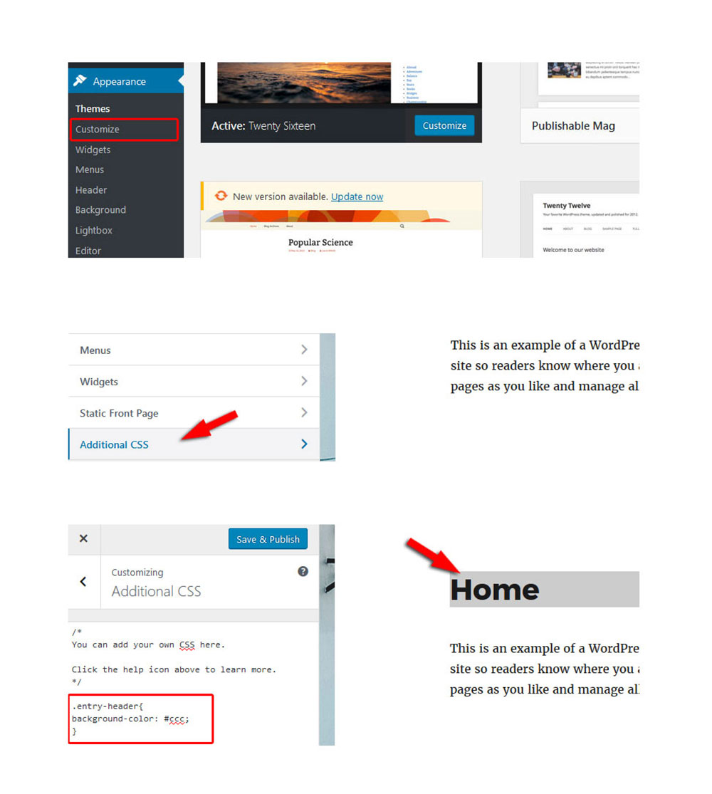 How to Remove the Proudly Powered by WordPress Message
