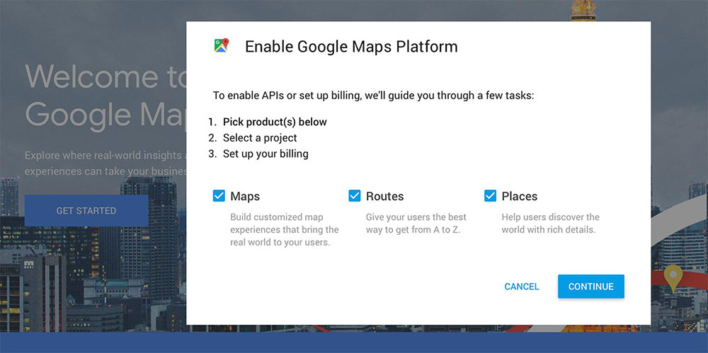 google-maps-get-started