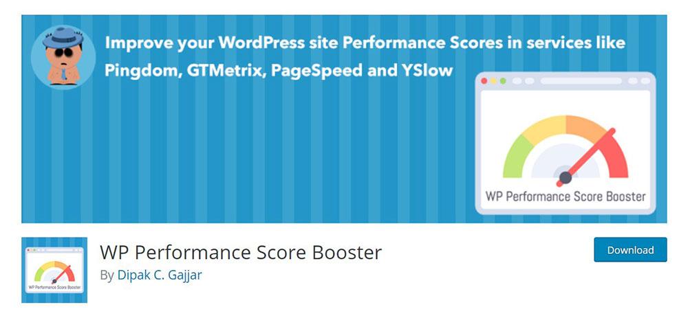 wp-performance-score