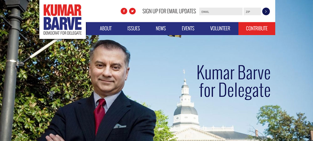 Kumar-Barve-for-Delegate
