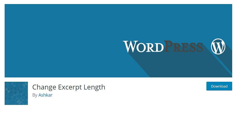 change-excerpt-length