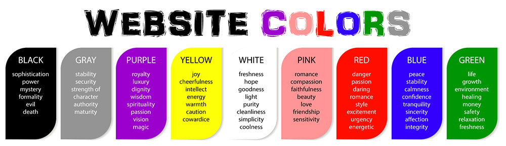 website-colors