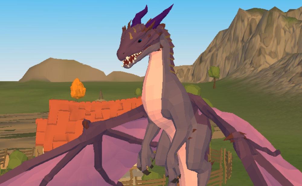 Dragon-Simulator-3D