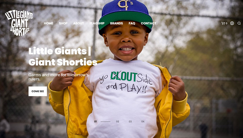 Little-Giants--Giant-Shorties