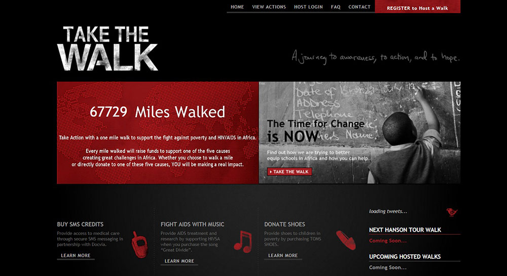 Take-The-Walk