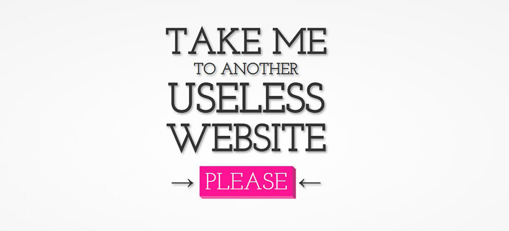 theuseless-website