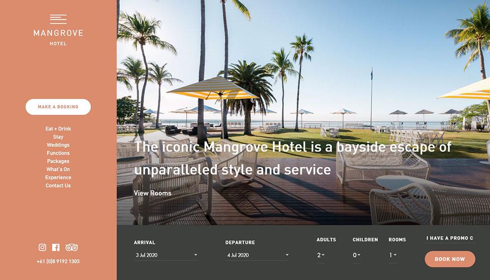 Mangrove-Hotel