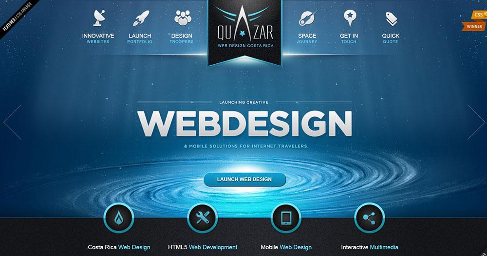 Quazar-Web-Design