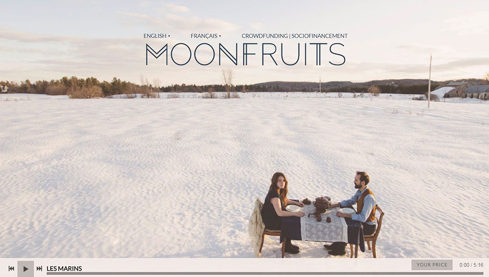 Moonfruits