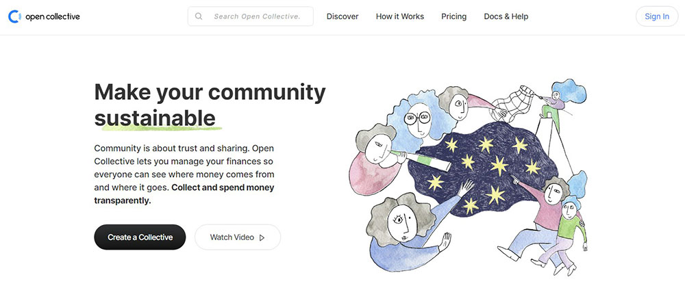 Open-Collective