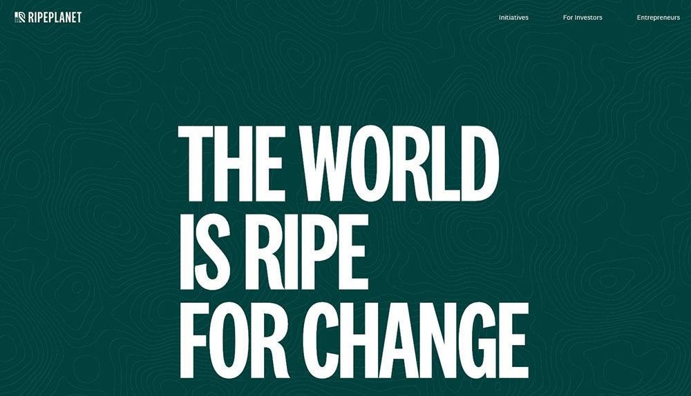 ripe-planet