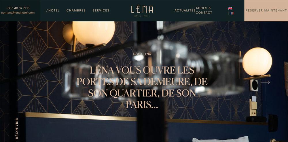 Hotel-Lena