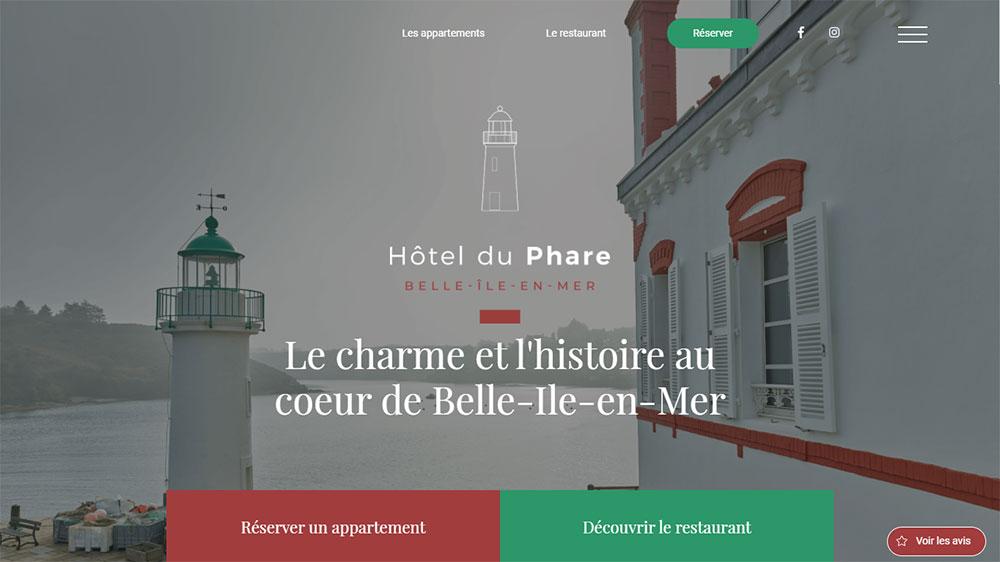 Hôtel-du-Phare