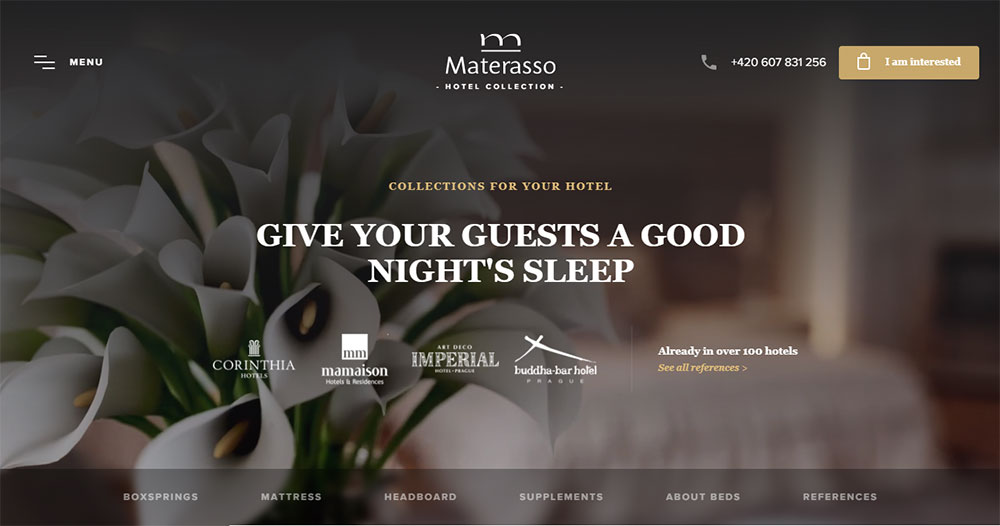 Materasso-Hotel-Collection