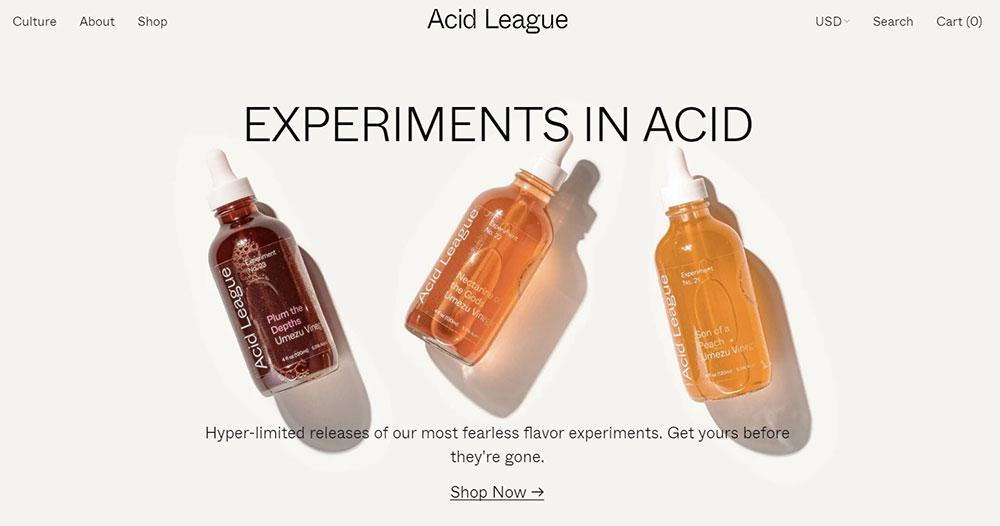 Acid-League