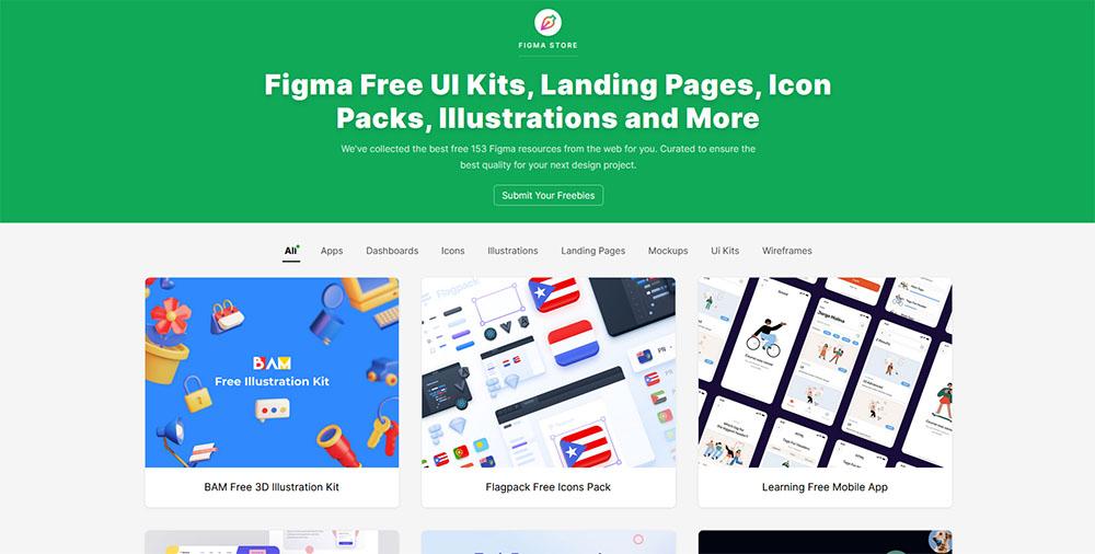 Figma Store