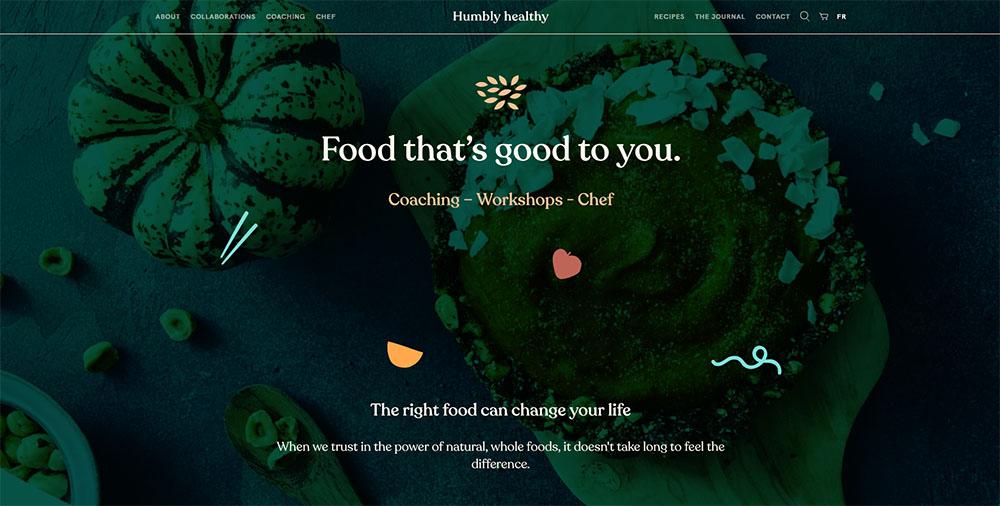 Humbly healthy