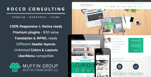 Brandon - Responsive Multi-Purpose WordPress Theme