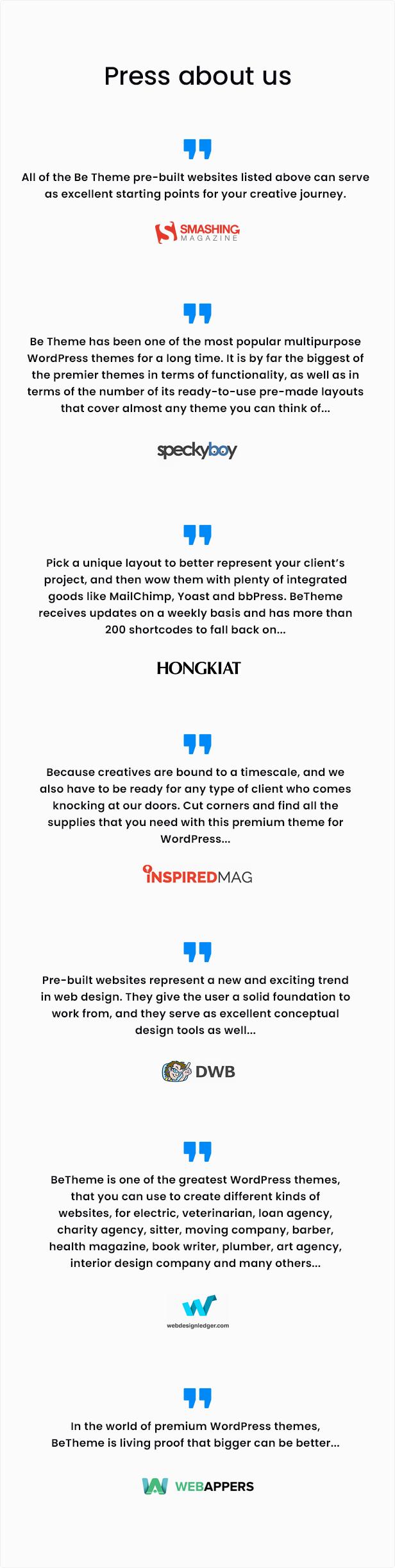 Betheme   Responsive Multipurpose WordPress & WooCommerce Theme - 27