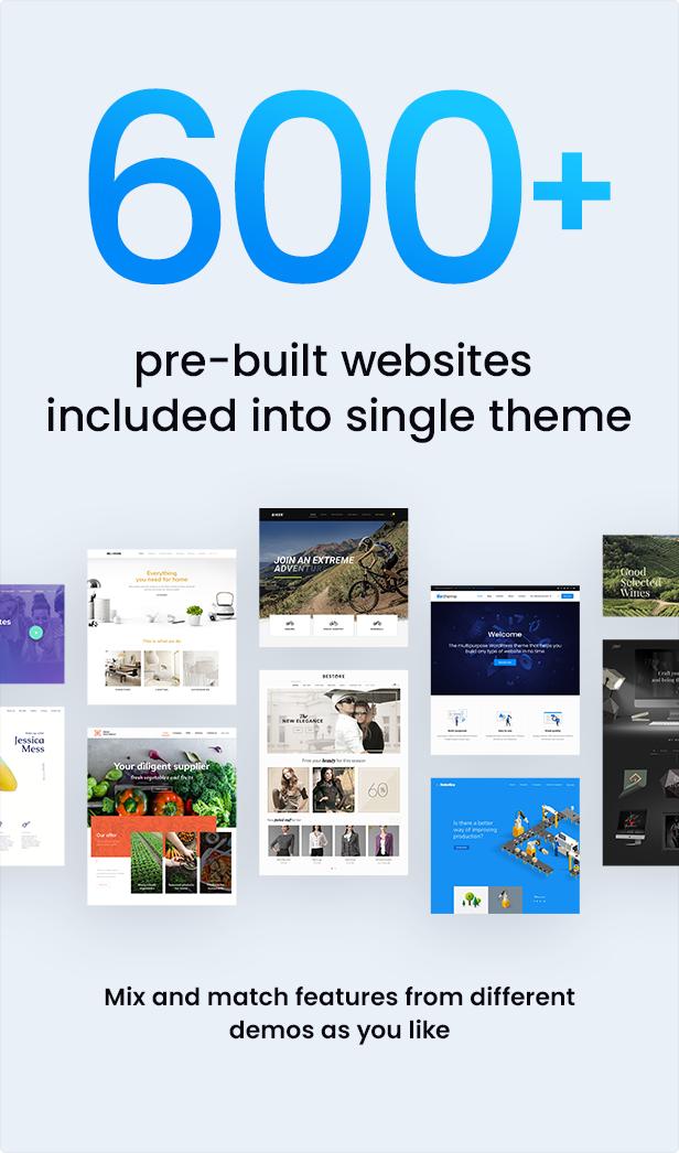 Betheme   Responsive Multipurpose WordPress & WooCommerce Theme - 4